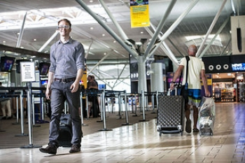 QUT research helping to shape the airports of the future