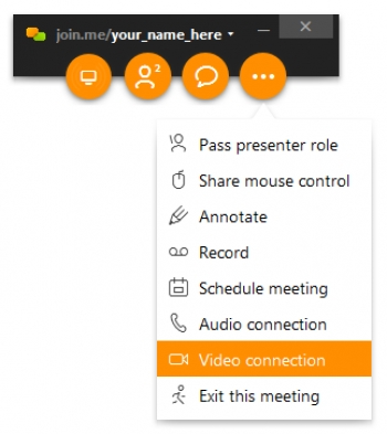 join.me launches video conferencing app