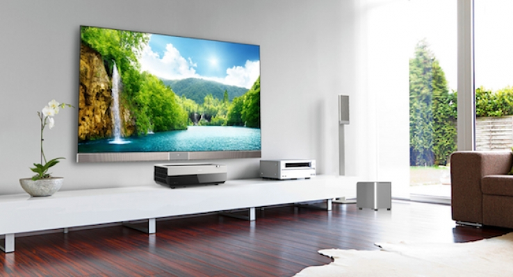 iTWire - Hisense fires up 100-inch Laser TV at IFA for FIFA 2018