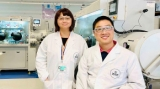 Dr Fangfang Chen and Dr Xiaoen Wang.