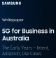 Samsung launches '5G for Business in Australia' report showing adoption, use cases and more
