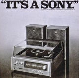 'It's a Sony' to go upmarket