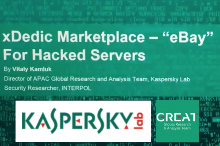 iTWire - FULL VIDEO: Kaspersky Lab delivers xDedic details