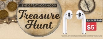 Kogan: the clever hunt of a treasure trove of bargains just for you