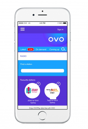 OVO Mobile acquires Silicon Valley's Incoming Media