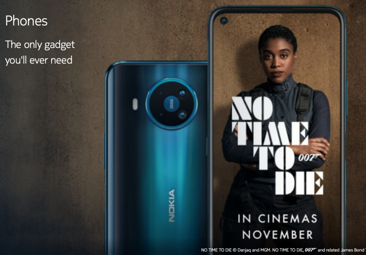 Itwire Videos Nokia 8 3 With 5g Launches In Oz But Will Its Battery Ensure It Has No Time To Die