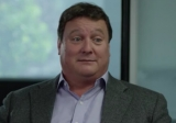Now you see him, now you don't: former Symantec head honcho Greg Clark.