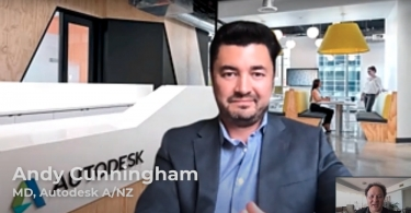 VIDEO Interview: Autodesk A/NZ MD, Andy Cunningham explains how Autodesk lets you 'reimagine what's possible'