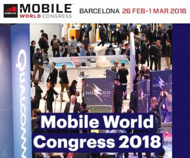 MWC 2018's 'defining trends' predicted: AI, IoT, 5G, C-RAN and Massive MIMO