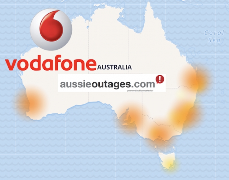 iTWire - Aussie Vodafone early morning outage: 17 'not happy' Jan