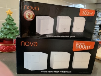 Review – Tenda Nova MW3 and MW6 home mesh Wi-Fi systems