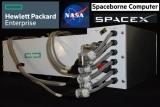 HPE sent a supercomputer to space on SpaceX rocket to accelerate Mars mission