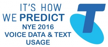Telstra: NYE 2016 data usage predicted to be 40% more than last year