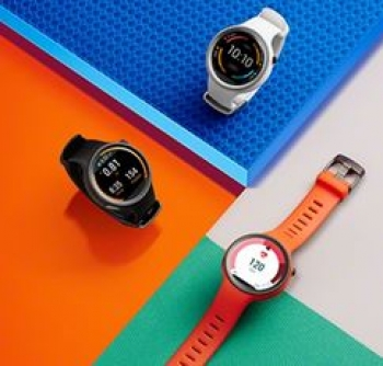 Moto 360 Sport for health enthusiasts