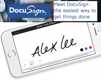 Docusign does digital dazzlingly, doubling customer base in FY16