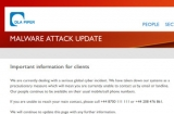Latest ransomware: Cadbury, DLA Piper take a hit