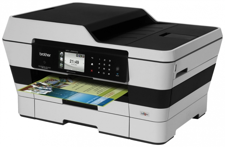 iTWire - Brothers Pro MFC-J6x20DW series A3 printers – review