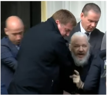 Assange extradition order signed, matter now in hands of court