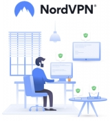 NordVPN proudly boasts it's the best in independent VPN speed test