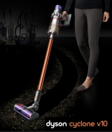 Powerfully sucky move: Dyson ditches corded vacs as new V10 has 60 min battery