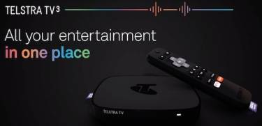 iTWire - VIDEO: Telstra launches 3rd-gen Telstra TV with volume