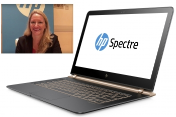 LAUNCH VIDEO + Interview: HP's 'world-thinnest' 10.4mm laptop, full 6th-gen Core i5/i7 power