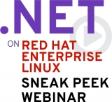 .NET on Red Hat Enterprise Linux sneak peak on April 12