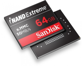 SanDisk puts faster flash into Tegra tablets