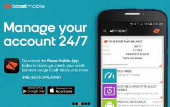 Boost Mobile Australia's new free iOS and Android app arrives