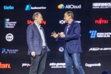 AWS CEO Andy Jassy and VMware CEO Pat Gelsinger