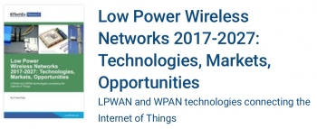 $40 billion arms race for standards supremacy in low-power IoT networks