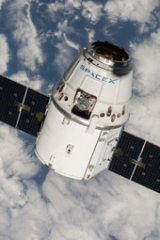 SpaceX's Dragon spacecraft