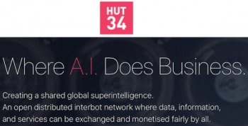 VIDEO: Hut34 claims world-first platform-agnostic network for Chatbots, IoT, AI and more