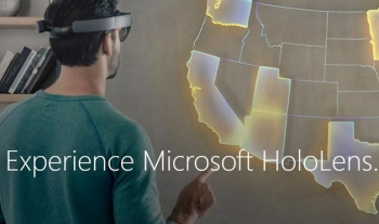 Microsoft HoloLens – Mixed Reality now here