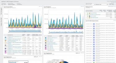 SolarWinds NTA puts the network admin's finger on the networking pulse