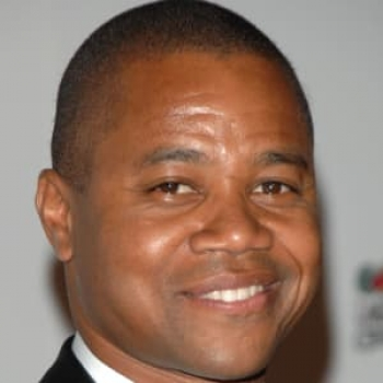 US actor Cuba Gooding Jr