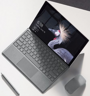 Surface Laptop and Pro surface at Microsoft Sydney Store (first look)