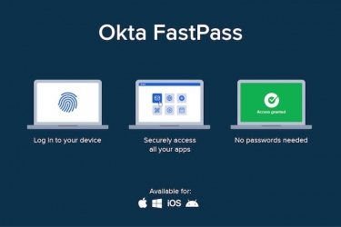 Okta launches passwordless logins, new platform services