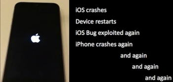 'No iOS Zone': How a DoS attack can be made on iPads and iPhones
