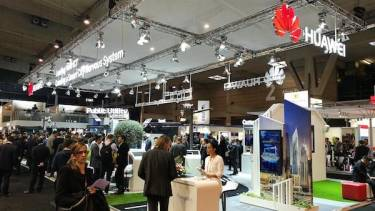 Huawei smartly creates Smart City Nervous System, showcased at SCWEC 2017 Barcelona