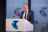 Telstra takes big hit to revenue, profits in 2017