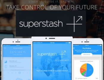 VIDEO: Superstash, the first self-managed super app in Australia