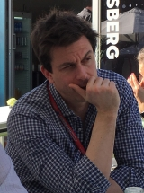 Racing legend Toto Wolff on Epson, F1 tech and racing games