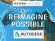CONFERENCE INVITE: Autodesk University 2020, Nov 18-20, reimagine what's possible
