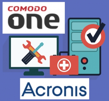Comodo's new silver lining: Acronis Backup Cloud MSP protection