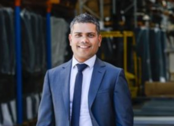 "Santosh Devaraj: ""This investment in local infrastructure, combined with our experience of supporting Australian government departments and leading organisations, will put us at the front of the queue for businesses seeking security solutions."""