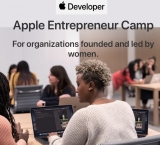 Women entrepreneurs supported by Apple's new app development program