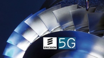 VIDEO: Ericsson and Fraunhofer show 'ultra-low latency of 5G improves production of jet engine components'