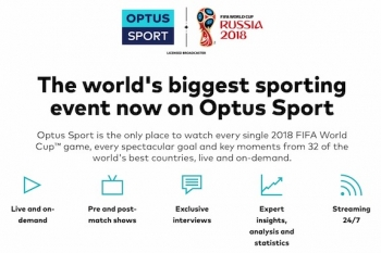 Optus apologises over 2018 FIFA snafu, will simulcast next two nights on SBS
