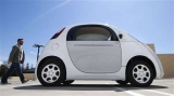Google self-drive car puts rubber on the road